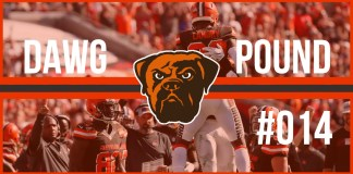 Browns vs Buccaneers Semana 7 2018