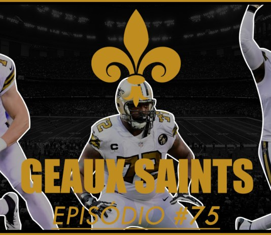 Saints vs Giants Semana 4 2018