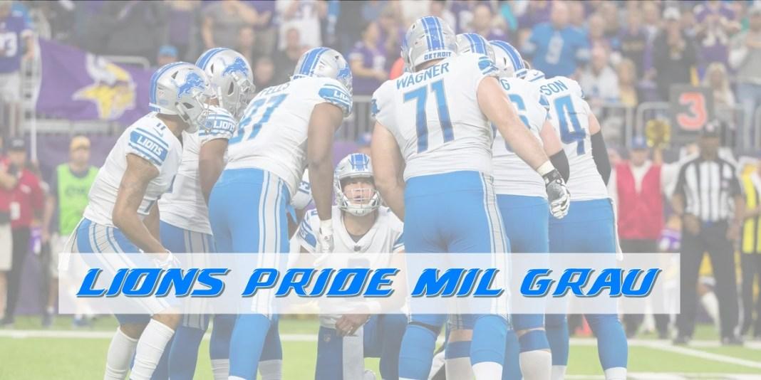 Linha Ofensiva do Lions