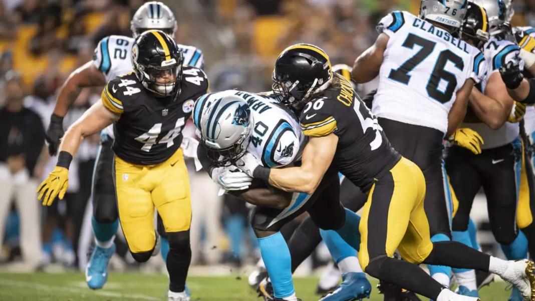 Pré-jogo Panthers @ Steelers