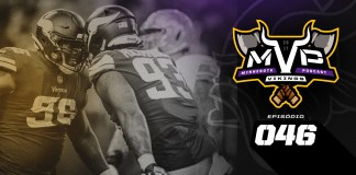 Vikings vs Lions Semana 9 2018