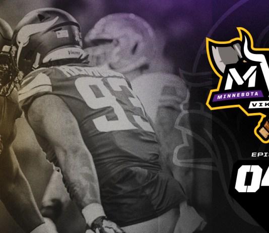 Vikings vs Lions Semana 9 2018