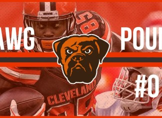 Browns vs Chiefs Semana 9 2018