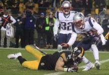Pré-jogo Patriots @ Steelers