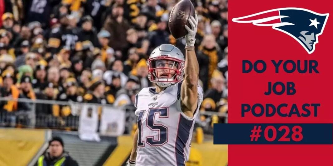 Patriots vs Steelers Semana 15 2018
