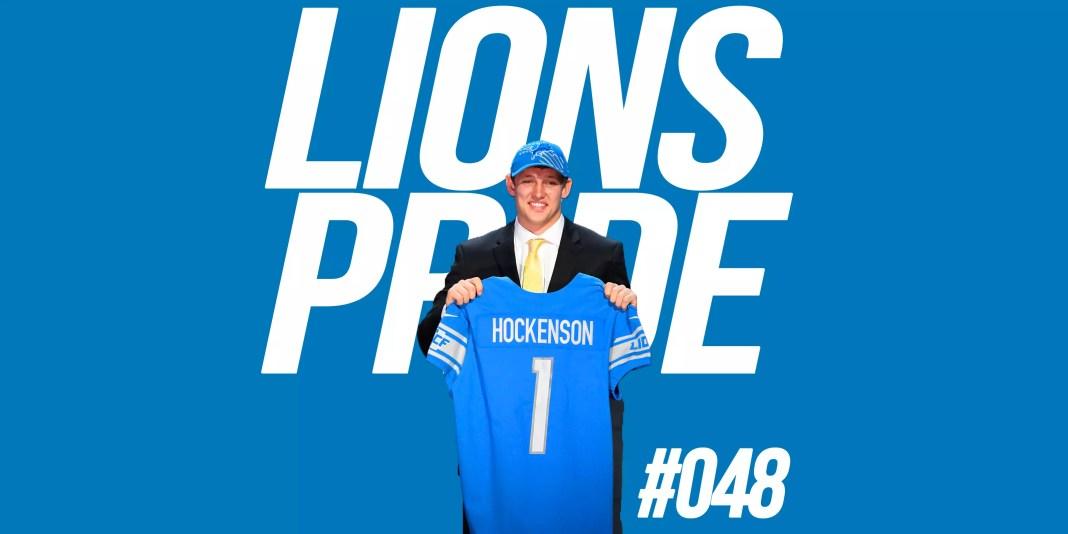 pós-Draft Lions 2019
