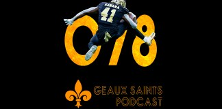 Saints vs Vikings Semana 8 2018