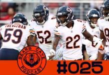 Defesa Bears 2019