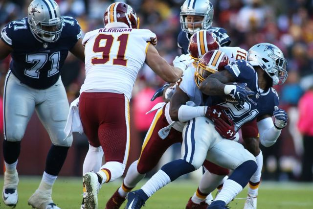 Podcast Redskins vs Cowboys