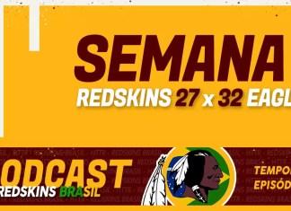 Redskins at Eagles Semana 1 2019