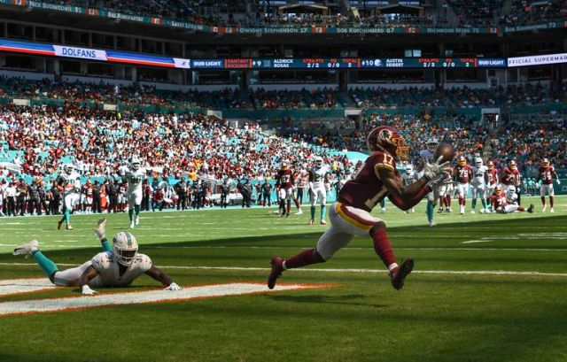 Podcast Redskins at Dolphins