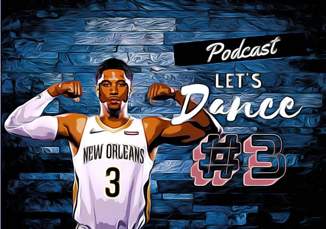Let's Dance Podcast Ep #3