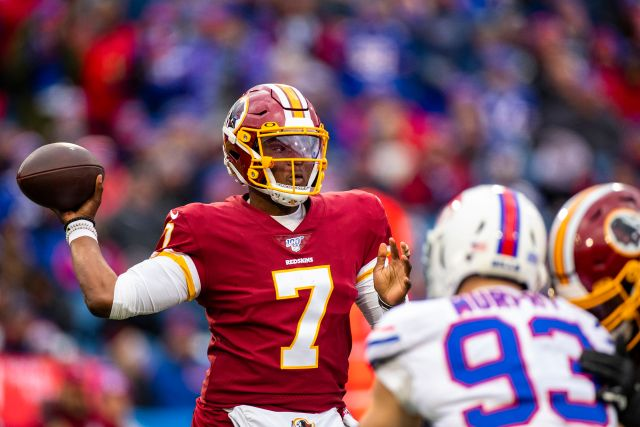 Podcast Redskins at Bills