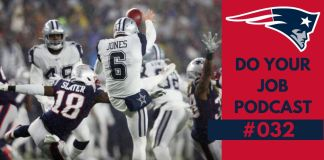 Patriots vs Cowboys Semana 12 2019