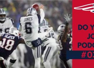 Patriots vs Cowboys Semana 12 2019