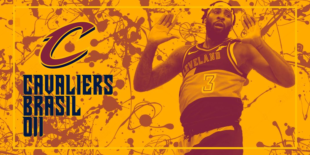Andre Drummond no Cavs
