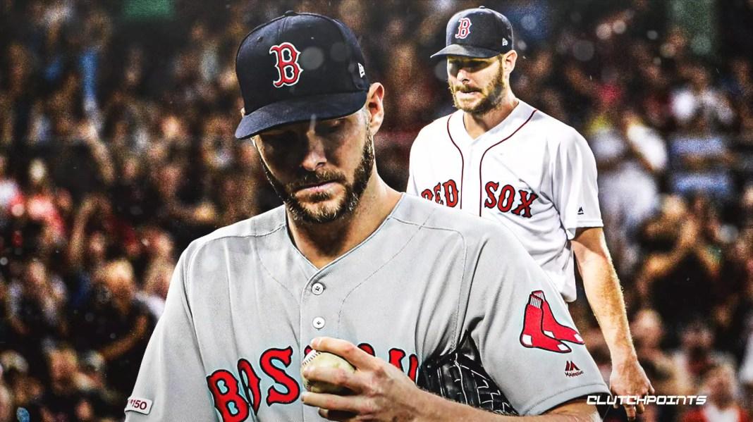 O fã do Boston Red Sox que já não tinha grandes esperanças para essa temporada da MLB, recebeu mais uma má notícia. Sem seu ace, até onde a equipe vai?