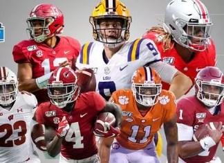 Dando sequência a cobertura do Fumble na Net do Draft da NFL, confira quais são os dez melhores prospectos gerais deste ano.