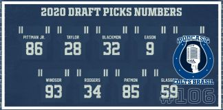 Draft Colts 2020