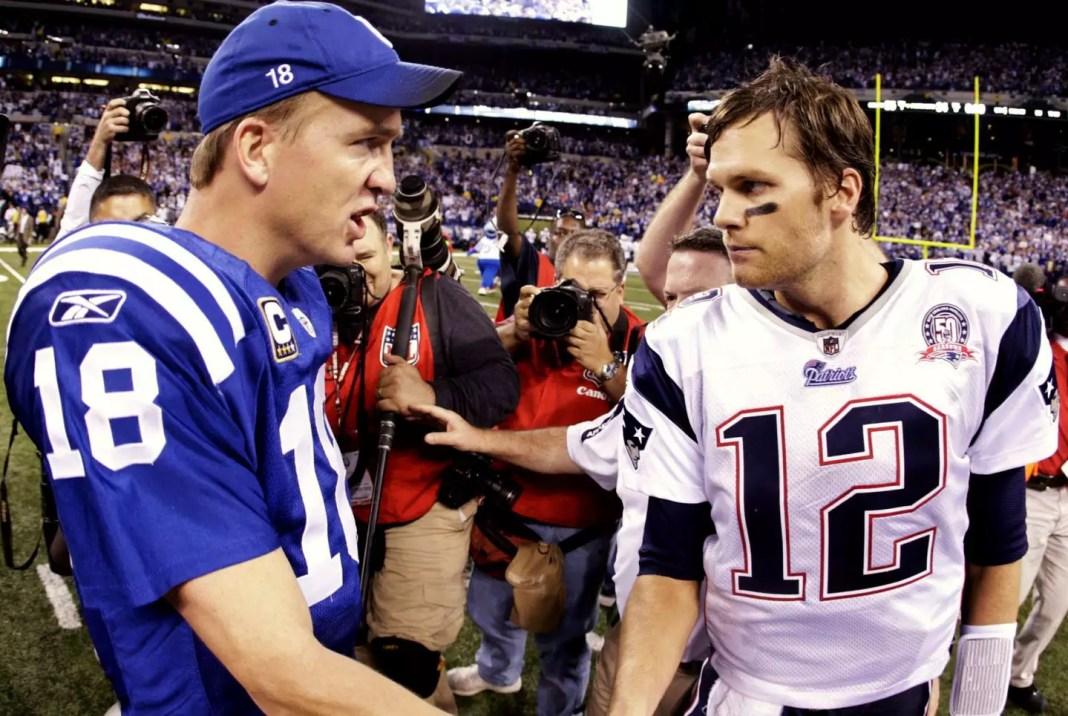 Tom Brady x Peyton Manning foi uma das maiores rivalidades da história da NFL, cada um sendo brilhante na sua maneira, mas quem foi o maior?