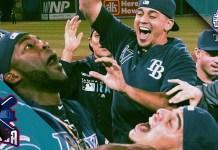 MLB voltou