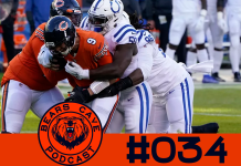 Bears vs Colts Semana 4 2020