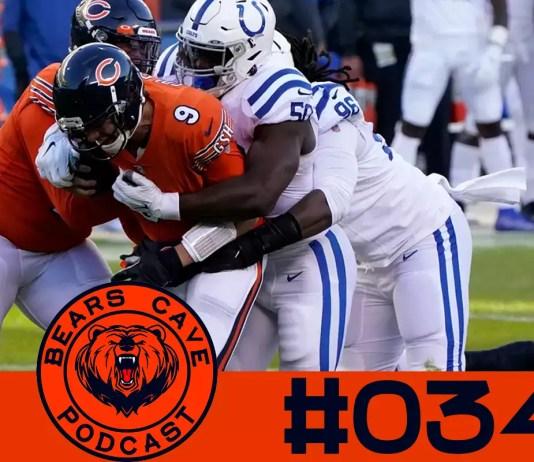 Bears vs Colts Semana 4 2020