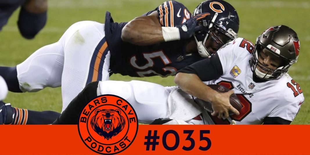 Bears vs Buccaneers Semana 5 2020
