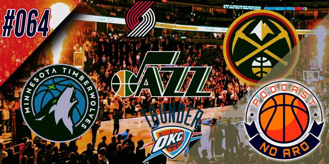 Preview Divisão Noroeste NBA 2020