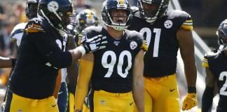 pós-temporada: Pittsburgh Steelers