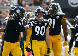 pós-temporada: Pittsburgh Steelers
