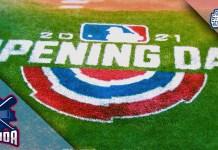 MLB Opening Day 2021