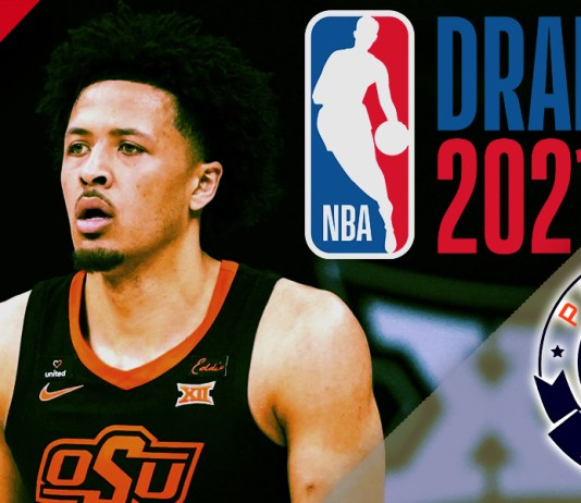 NBA Mock Draft 2021