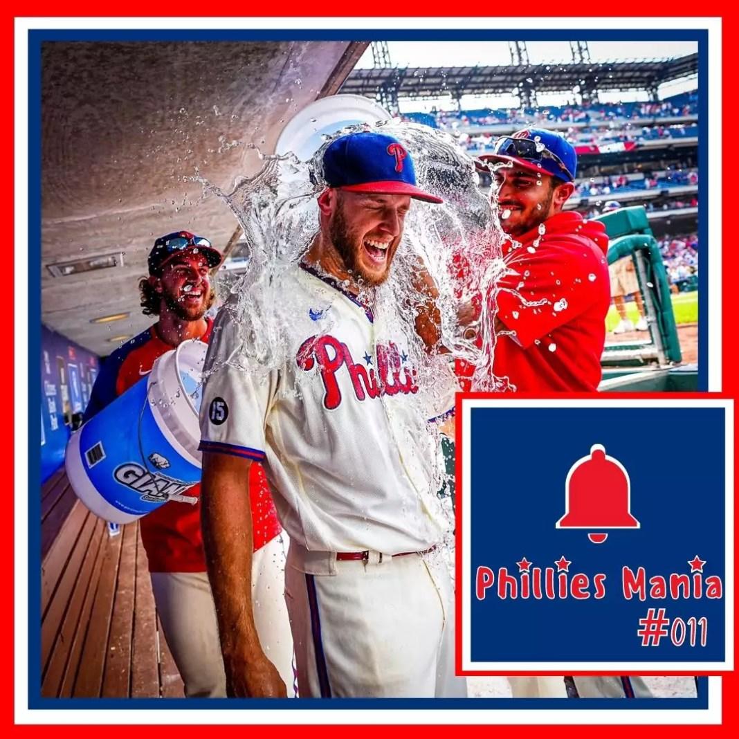 Phillies Mania 011 - De volta a liderança