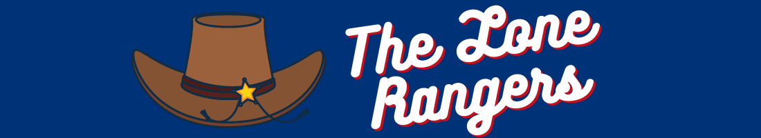 The Lone Rangers Banner