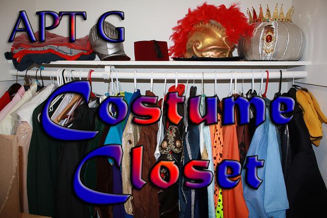 Happyjoel's Costume Closet