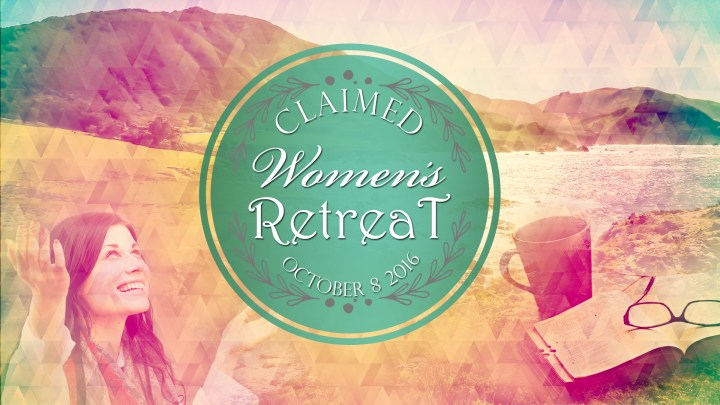 claimedwomensretreat