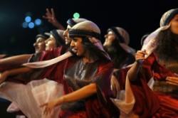 dancers Palestinian