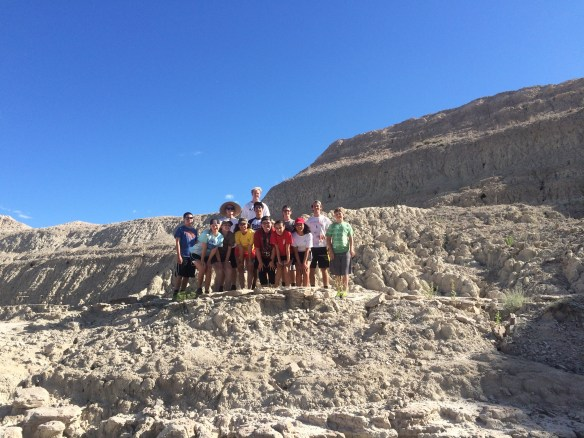 Badlands National Park Group
