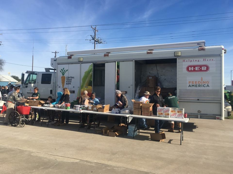 FOOD TRUCK MINISTRY