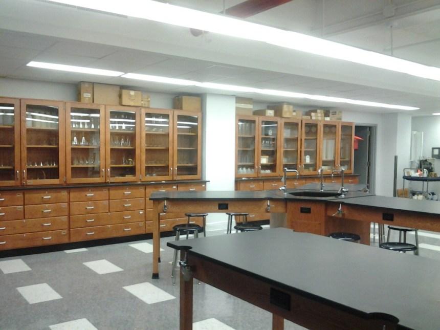 Laboratory Furniture In Stock
