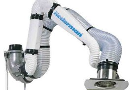 Snorkel Exhaust Articulating Arm: NEX-D E Snorkel Exhaust Articulating Arm