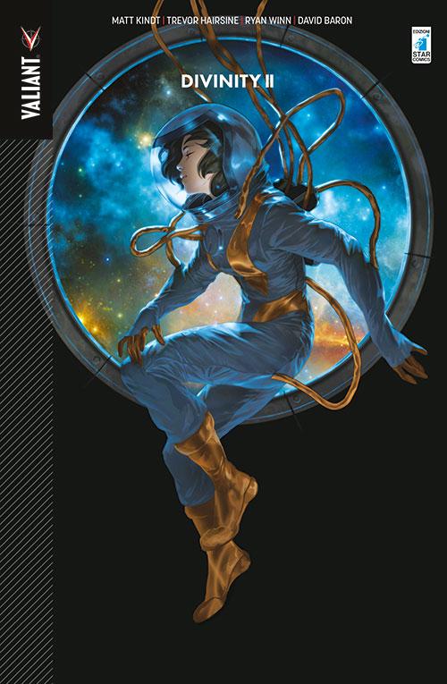 Divinity II, copertina di Jelena Kevic-Djurdjevic