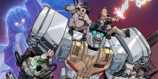 Transformers / Ghostbuster