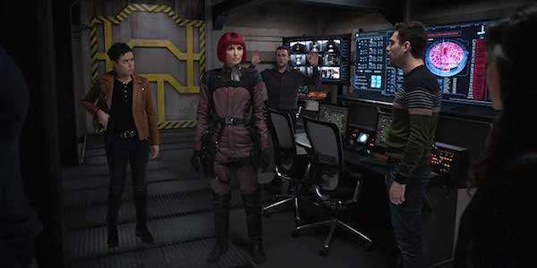 Agents of SHIELD Leap