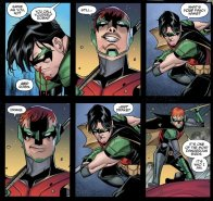 Young Justice #8, anteprima 01