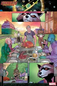 Guardians of the Galaxy #1, anteprima 02