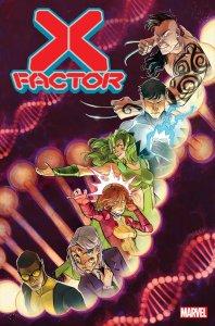 X-Factor #1, copertina di Ivan Shavrin
