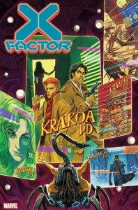 X-Factor #3, copertina di Ivan Shavrin