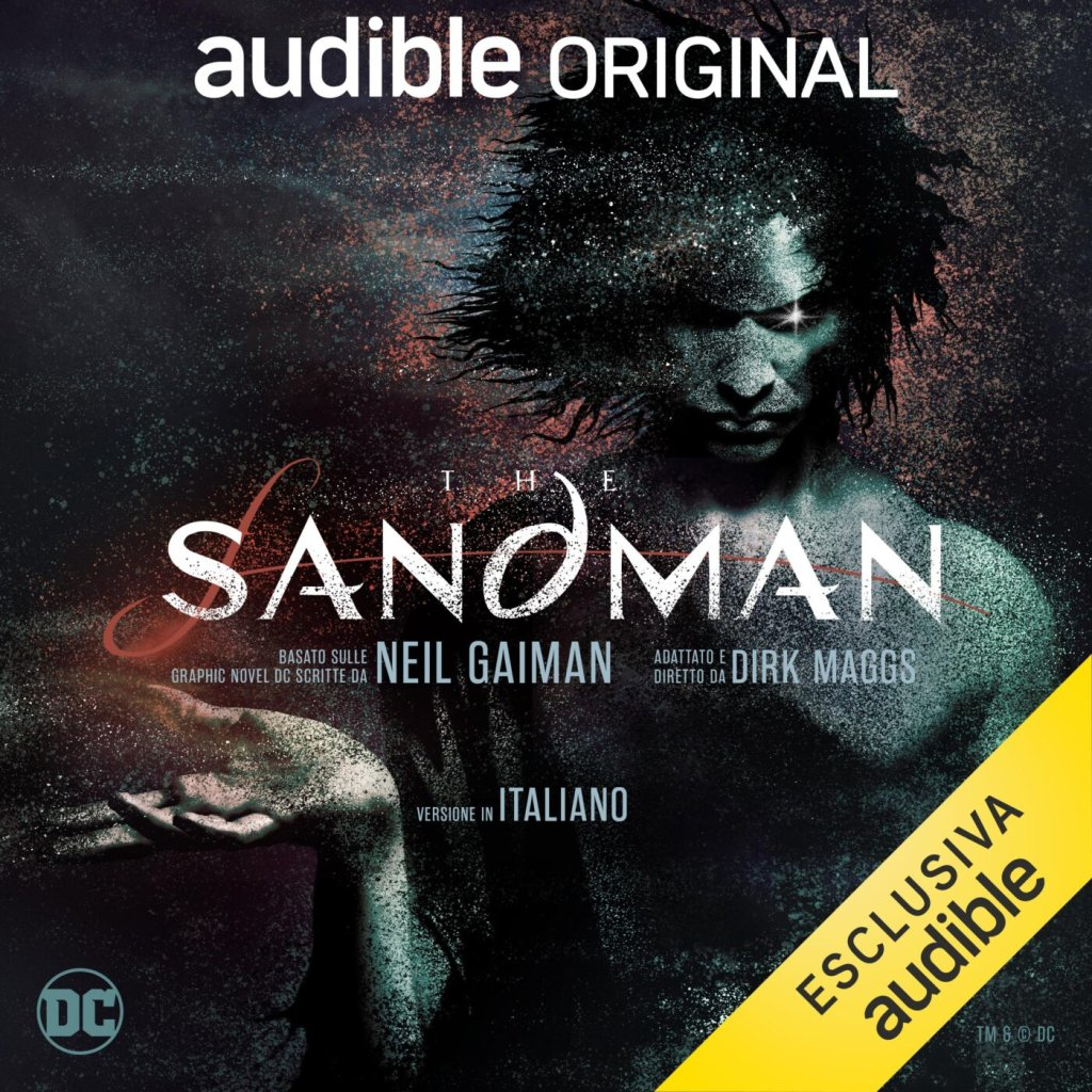 Sandman Audible